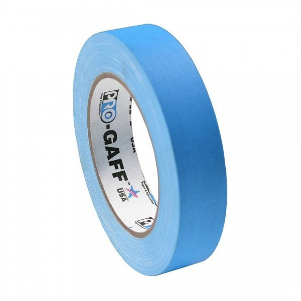 ProGaff Fluorescent Blue Tape 24mm x 25m – High Voltage